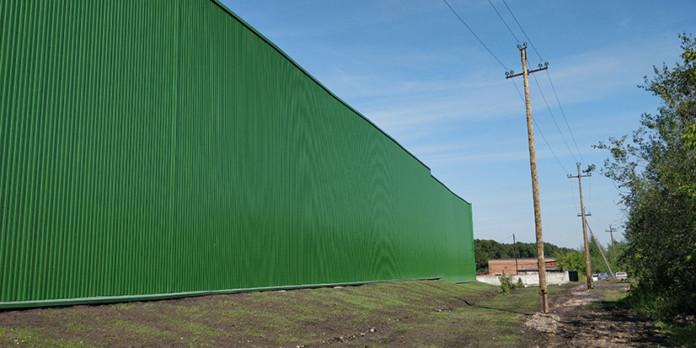 Миниатюра для: В Киселевске установили новый защитный шумовой экран за 23,63 млн рублей