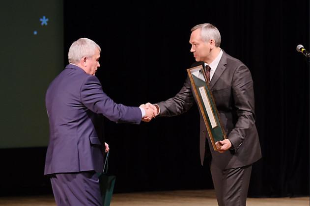Герман Греф поздравил НГУ с 60-летием