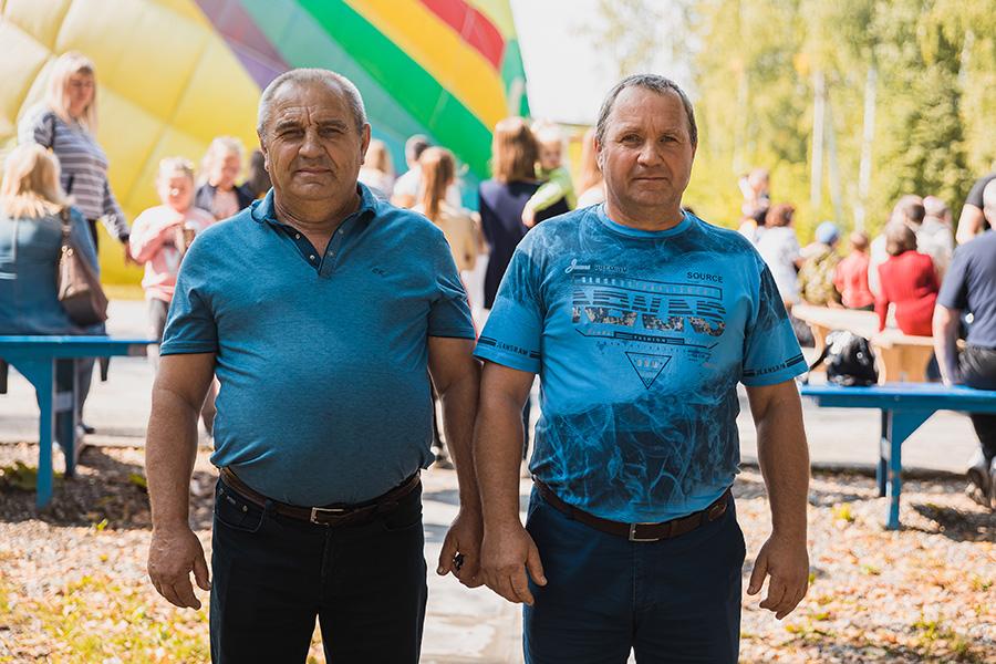 Братья Комличенко