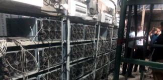 Красноярские криптовалютчики незаконно пользовались электроэнергией