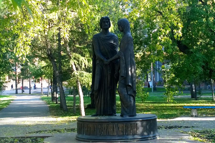 В Омске открылся первый парк живой природы