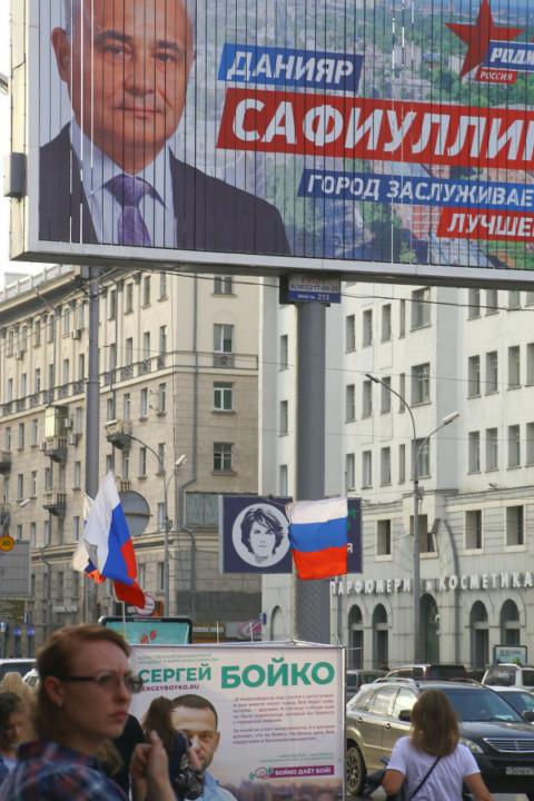 Как вели кампанию и достигали результатов кандидаты в мэры Новосибирска