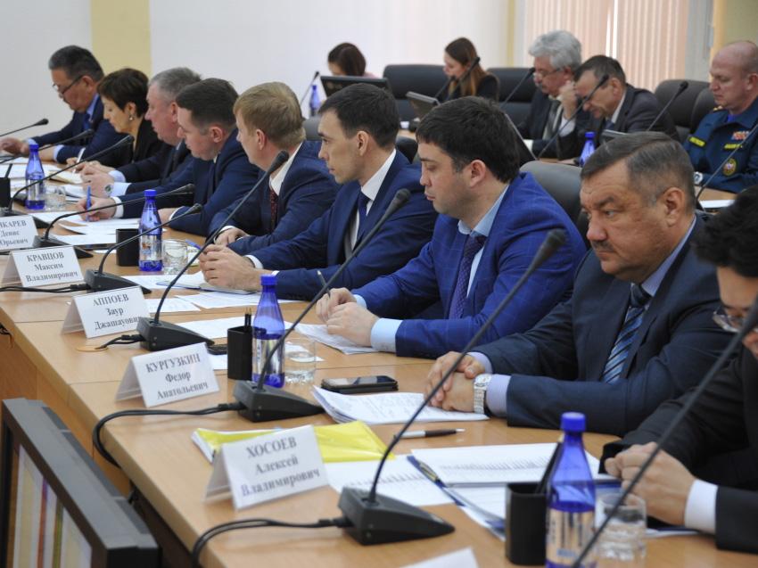 В правительстве Забайкальского края обсудили вопросы подготовки кадров