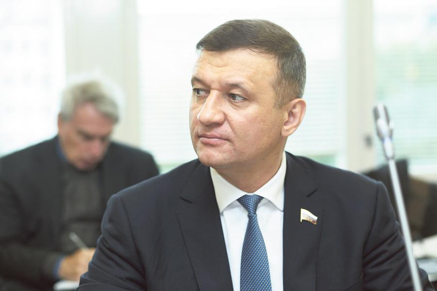 Первый зампред комитета Дмитрий Савельев