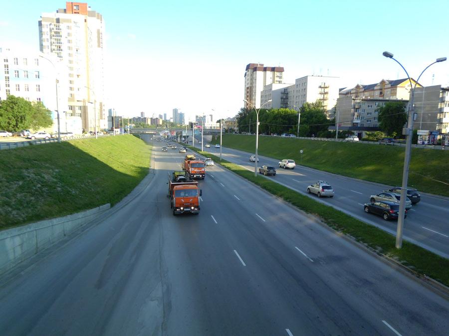 В чем противоречия шестилетнего плана транспортного развития Новосибирска? - Изображение