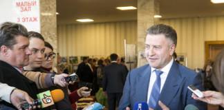 Председатель Законодательного собрания Андрей Шимкив