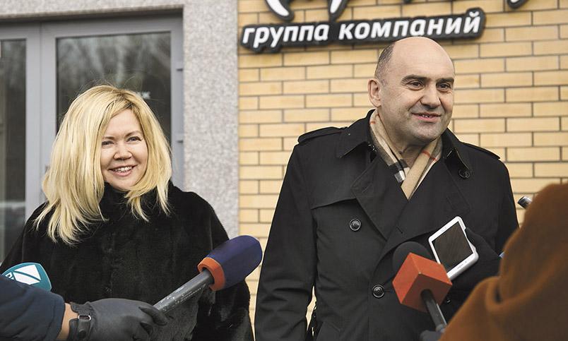 В Новосибирске сдан первый дом, возведенный по эскроу-счетам