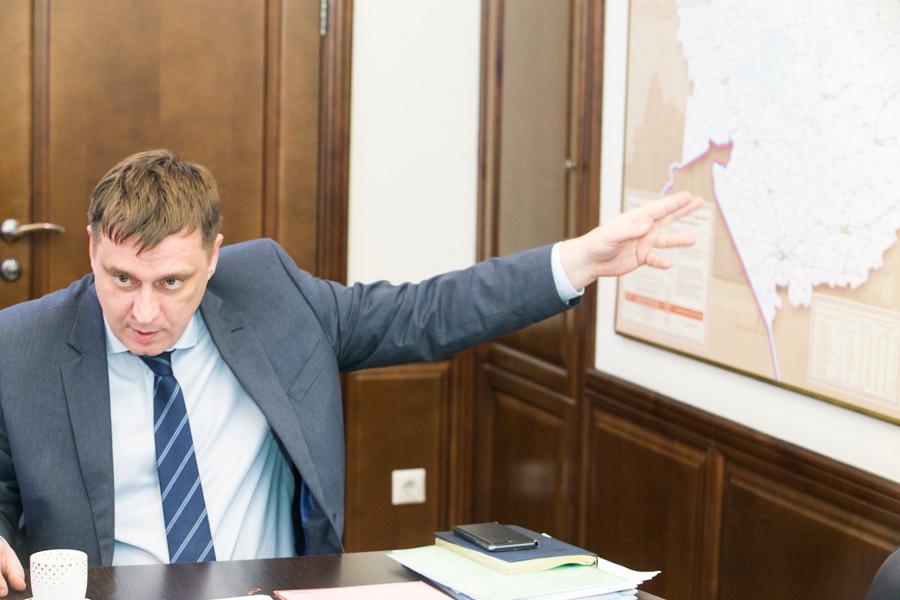 Сергей Федорчук: «Миллиарды – не главное» - Фотография