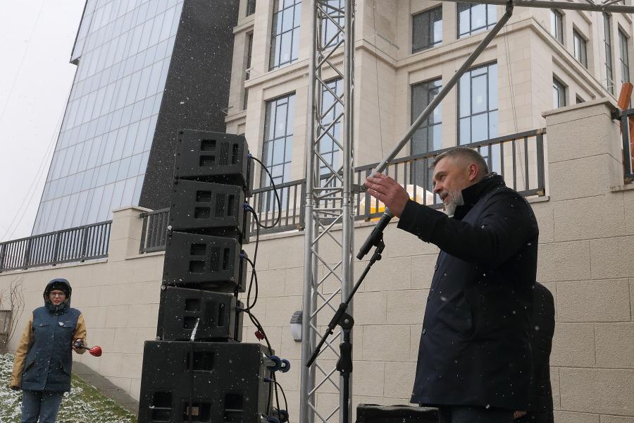 """Генеральный директор """"Сибирь Девелопмент"""" Игорь Панфилов"""