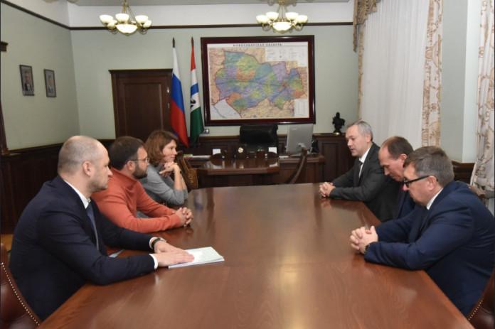 Миниатюра для: Федеральные экспортеры зерна выразили заинтересованность в работе с поставщиками Новосибирской области