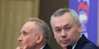 Отделение «Единой России» в Новосибирской области возглавит губернатор Андрей Травников