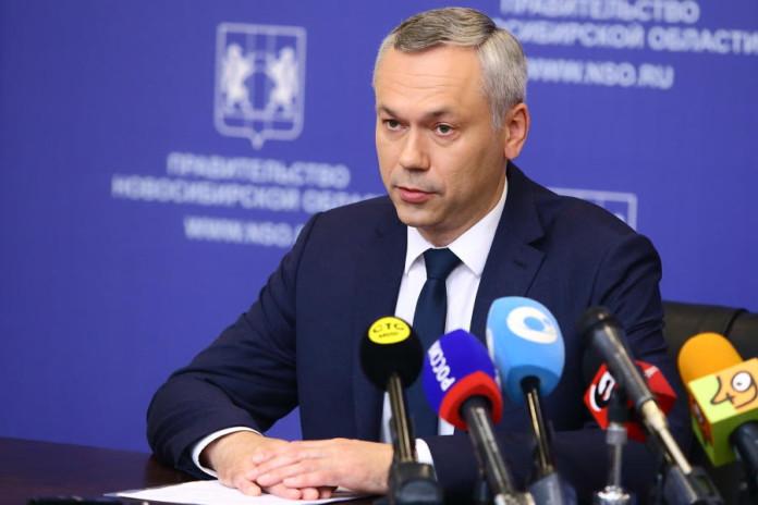 Миниатюра для: Андрей Травников доложил о подготовке Новосибирской области к МЧМ-2023
