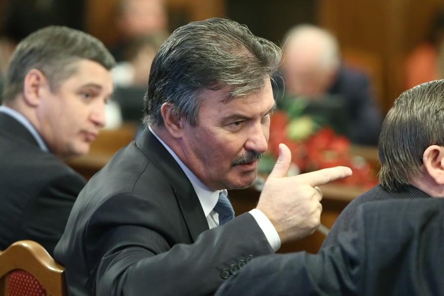 Заместитель председателя комитета Сергей Титков