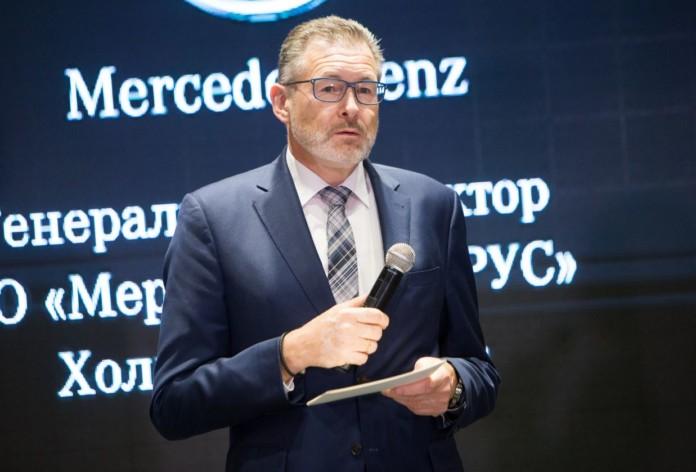 Миниатюра для: Mercedes-Benz лишил дилерства одного из своих старейших партнеров в Сибири