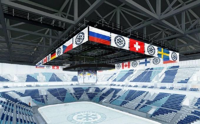 Миниатюра для: В районе ледовой арены Новосибирска построят 5 дорог стоимостью 2 млрд рублей