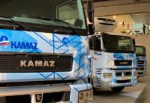 Открытие нового филиала «КАМАЗ-ЛИЗИНГ» в Новосибирске