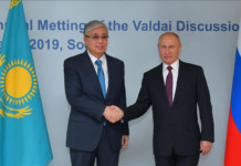 Владимир Путин приедет в Омск