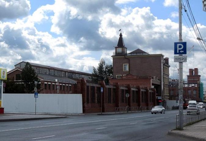 Миниатюра для: В здании Омского агрегатного завода разместится IT-центр Райффайзенбанка