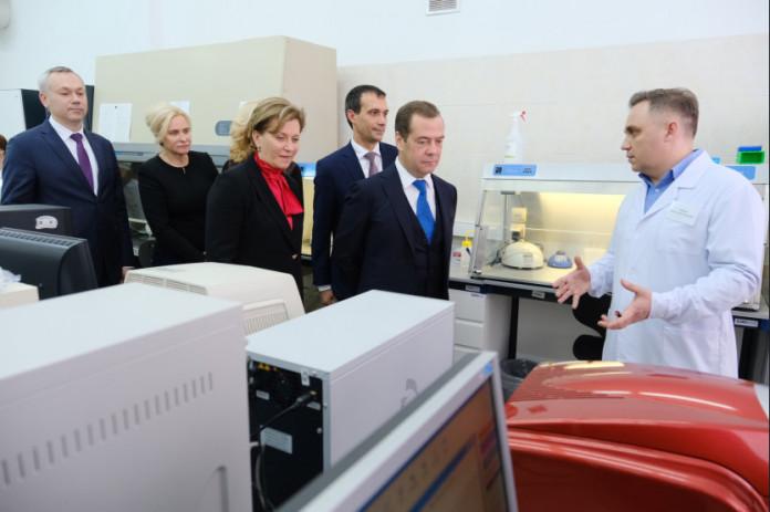 Миниатюра для: Новосибирские научные учреждения примут участие в создании двух центров геномных исследований мирового уровня