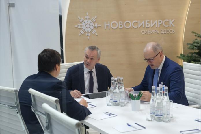 Миниатюра для: Аэропорт «Толмачево» в Новосибирске признан примером успешной реализации транспортных программ