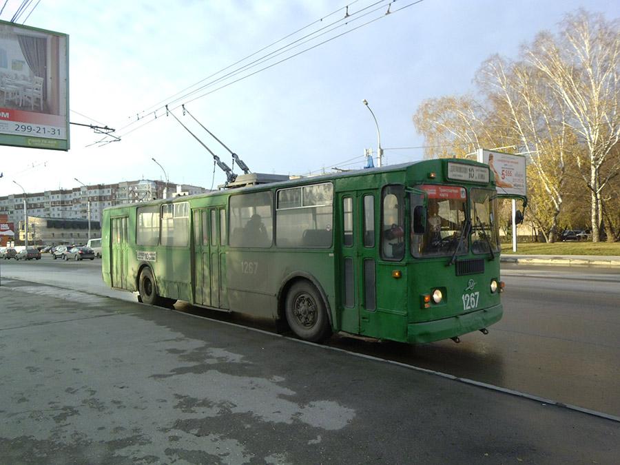 Насколько Новосибирск продвинется на пути к комфортному транспорту? - Картинка