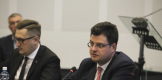 Максим Останин (слева) и Никита Кузнецов