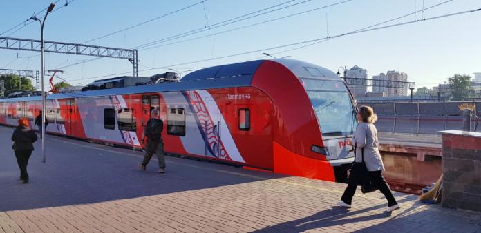 Миниатюра для: В 2020 году РЖД планируют начать движение электропоезда «Ласточка» в Сибири