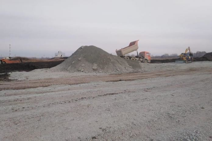 Миниатюра для: Под Новосибирском началось строительство дороги за 2,2 млрд рублей