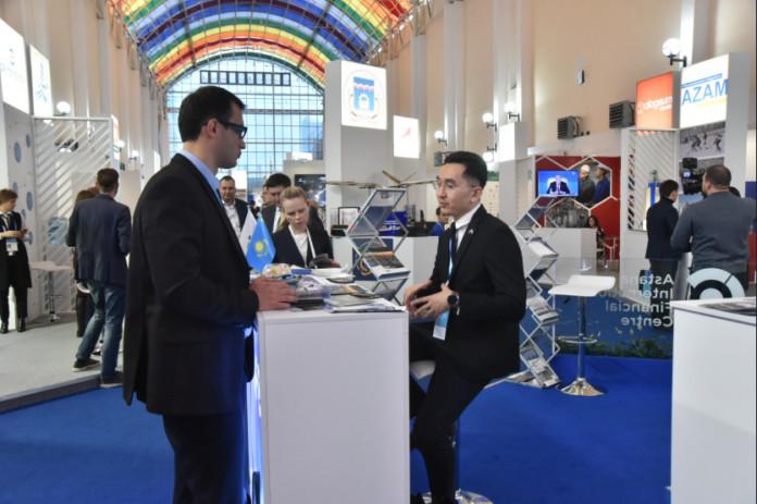 Миниатюра для: Новосибирск – Казахстан: на межрегиональном форуме стороны обсудили возможности приграничного сотрудничества