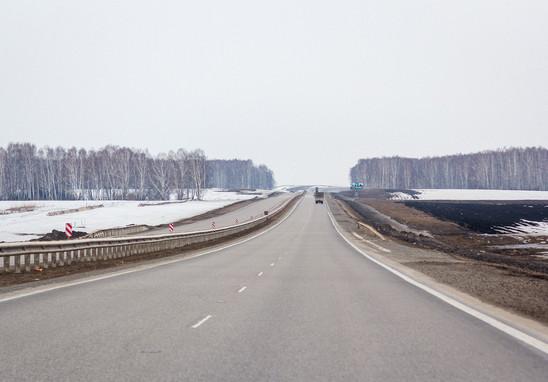 Миниатюра для: В объезд Кемерова построят федеральную трассу