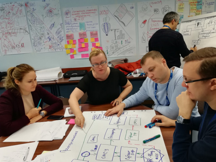 Миниатюра для: Делегация управленцев из Новосибирской области сформировала предложения по улучшению нацпроектов