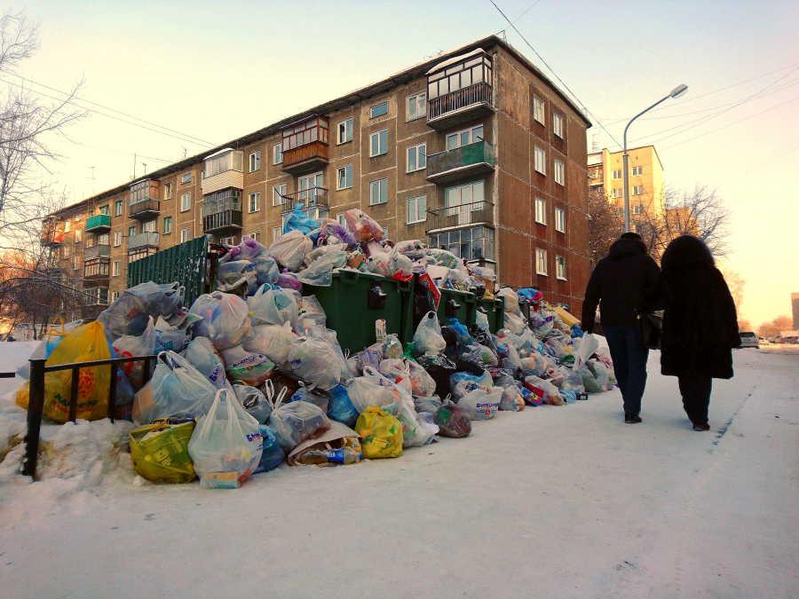 «У компаний нет рычагов воздействия на оператора»: «Экология-Новосибирск» получила новые претензии в свой адрес - Изображение