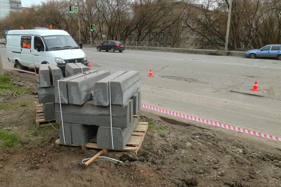 Новосибирск получит больше денег на ремонт дорог - Фотография