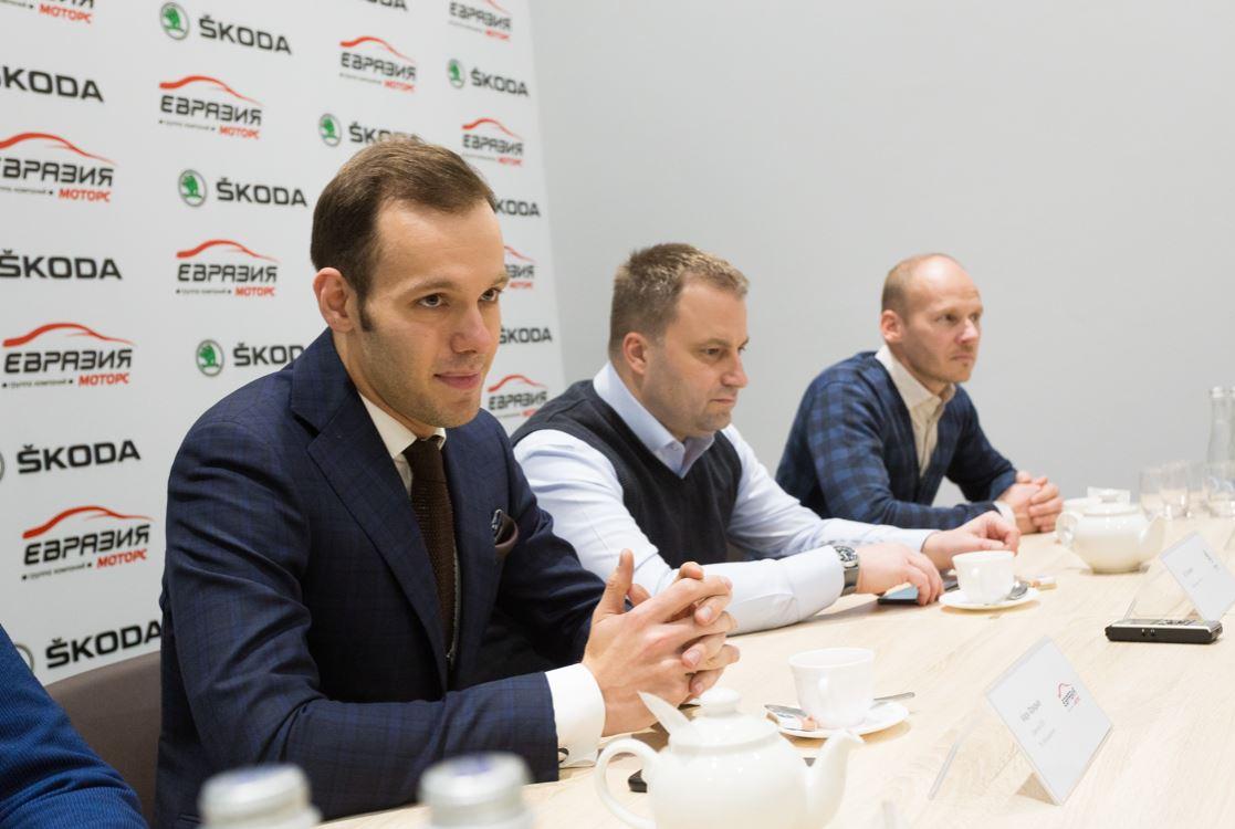 Škoda официально открыла второй дилерский центр в Омске - Фотография