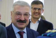Александр Соболевский (на переднем плане)