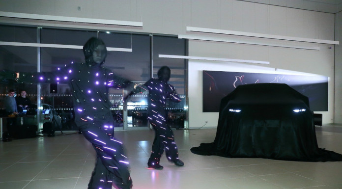 Презентация нового Land Rover Discovery Sport