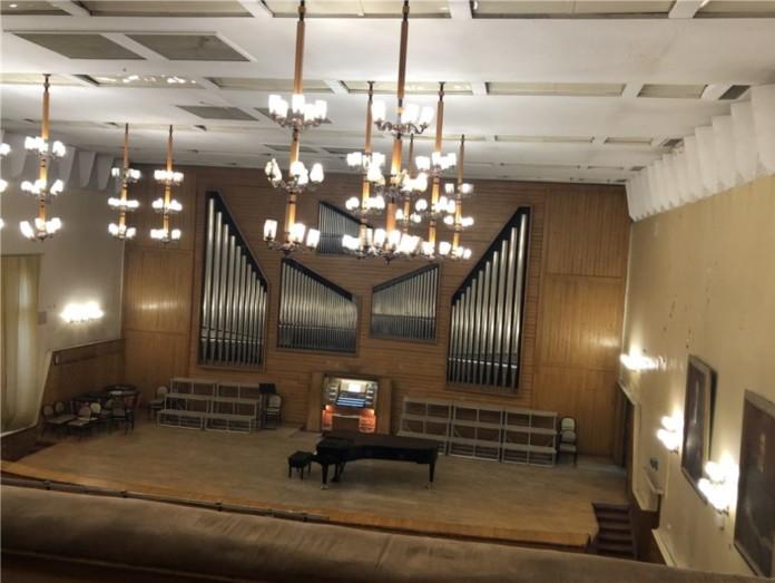 Миниатюра для: Новосибирскую консерваторию ждет большой ремонт