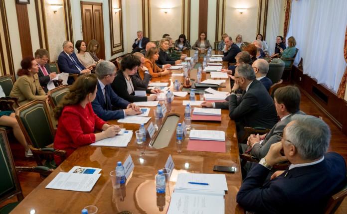 Миниатюра для: В Новосибирске пройдет второй Международный конгресс женщин стран ШОС и БРИКС