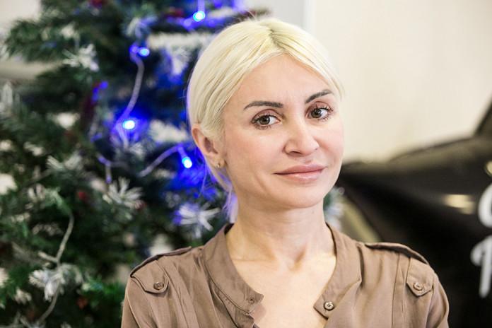 Галина Шеломенцева