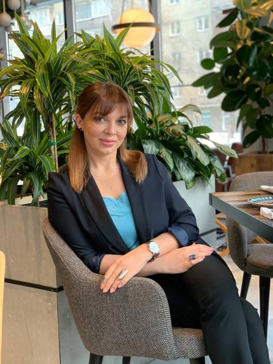 Дарья Курошвили