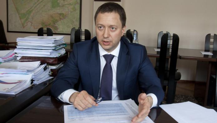 Миниатюра для: Министр экономразвития Алтайского края покидает пост