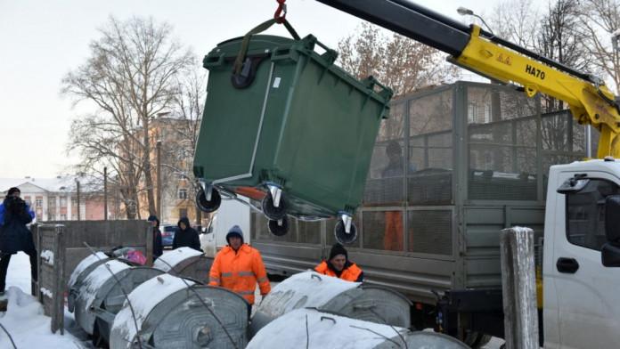 Миниатюра для: Регоператор «Экология-Новосибирск» заключил контракты с новыми подрядчиками