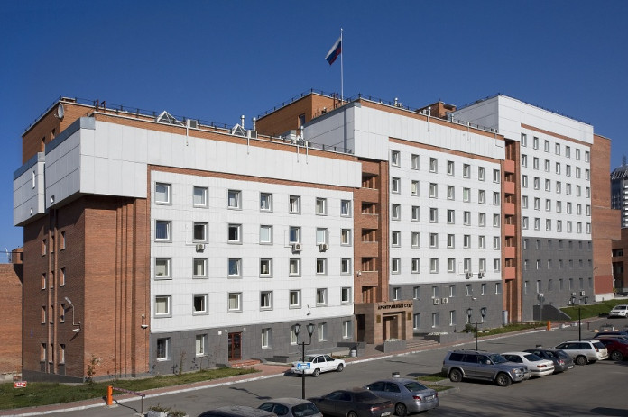 Миниатюра для: Председатель новосибирского арбитража подала заявление о сложении полномочий