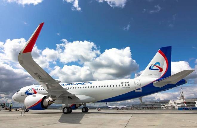 Миниатюра для: Авиакомпания «Уральские авиалинии» открывает рейс Иркутск-Бангкок