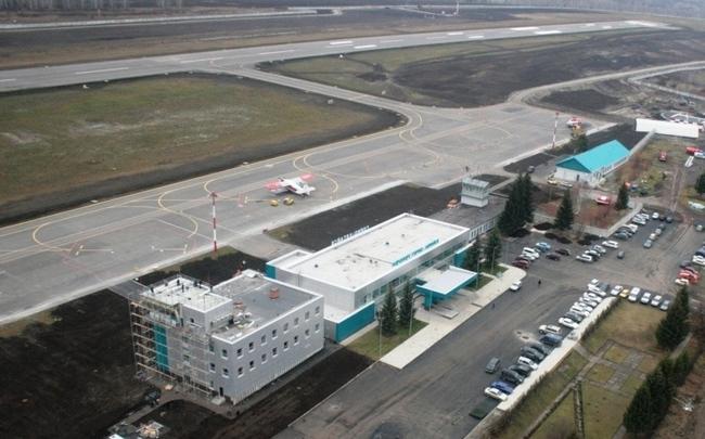 Миниатюра для: Реконструкция аэропорта Горно-Алтайска завершится к концу 2021 года