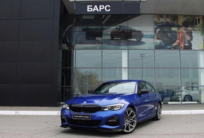 Миниатюра для: «BMW БАРС»: новые победы и новые горизонты
