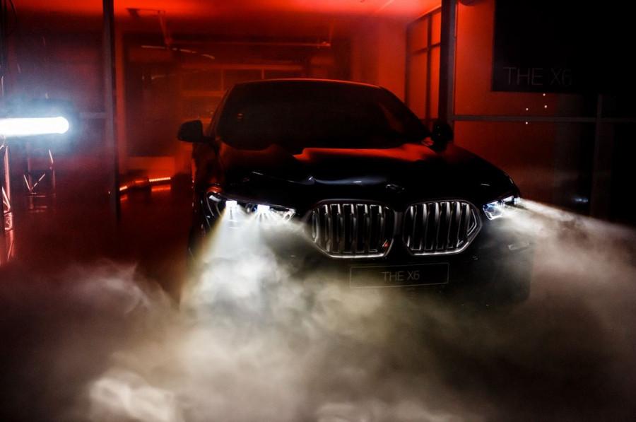 Жители Сибири разобрали большую часть квоты на новое поколение BMW Х6 еще до презентации модели - Фотография