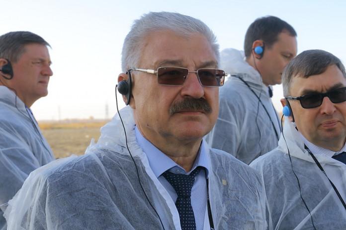 Миниатюра для: Александр Соболевский возглавил инспекцию гостехнадзора Новосибирской области