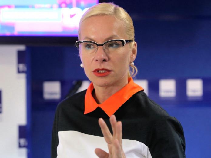 Миниатюра для: Общественники обвиняют вице-мэра Новосибирска Анну Терешкову в неуважении к обществу