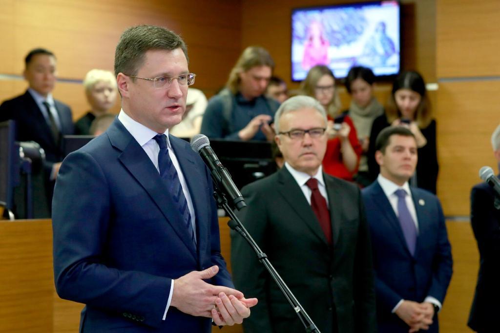 Министр энергетики РФ и глава «Россетей» запустили подстанции в Сибири - Фотография